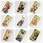 Naruto Japanese Anime Manga iPhone 4 4s 5s 5c 6 6s Plus Case TPU Free Shipping