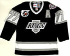 PAUL COFFEY LOS ANGELES KINGS 1991 NHL 75TH CCM VINTAGE BLACK JERSEY NEW