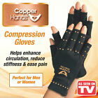 COPPER HANDS Compression Gloves As Seen On TV AUTHENTIC