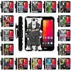For LG Logos | Clip + Holster + Case Combo Kickstand Cartoons and Animation