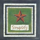 "KT107 Simplify Karen Tribett 7""x7"" framed or unframed print art country"