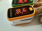 CE LED display 2 Directions Fingertip Pulse oximeter Blood Oxygen meter monitor