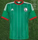 Legia Warsaw Home Shirt - Official Adidas Mens Shirt -  All Sizes
