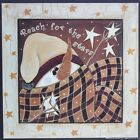 "JM8522 Reach For The Stars Jo Moulton 6""x6"" framed or unframed print snow man"