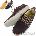 Mens Genuine Leather Suede Summer / Holiday Boat / Deck Shoes
