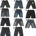Mens Classic Casual Trousers Denim Regular Fit Jeans Clearance Sizes 30 32 34 38