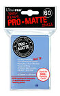 60ct Ultra Pro Pro-Matte Small Size Deck Protector YuGiOh Vanguard Card Sleeves