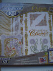 "12"" x 12"" Scrapbook Kit by Clover"