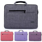 "Notebook Laptop Sleeve Case Bag Handbag For 15"" inch 15.6"" MacBook Pro/Air HP"