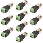 Phono RCA Male Female Plug TO AV Screw Terminal Video Balun Connector Wholesale