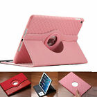 2 in 1 Rotate Cloth Leather Case Grid TPU Cover For Apple iPad+ SP Accessory Kit