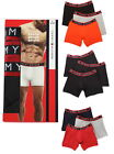"Tommy Hilfiger Mens Classic Boxer Brief""3 Pack Cotton Stretch"",XL"