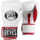 Cleto Reyes Fit Cuff Boxing Training Gloves - White