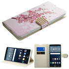 For LG G Stylo LS770 G4 Note Bling Diamonds Pouch Leather Flip Wallet Case Cover