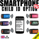 Child ID Wristband Identity Bracelet Works with ANY Smartphone, Tablet or PC NEW