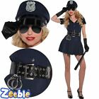 Sexy Police Woman Costume Ladies Police Officer Lady Cop Uniform Fancy Dress