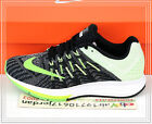 Nike Wmns Air Zoom Elite 8 VIII Black Green 748589-013 US 6~8.5 Womens Running