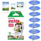 Fujifilm Fuji Instax White Instant Film for Mini 8 Plus 70 7s 90 25 300 SP-1 US