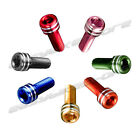 2pcs * 7 Colors * XON Water Bottle Cage Anodizing M5 x 15mm Bolts Screws Bike