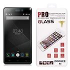 New Anti-Explosion Premium Tempered Glass Screen Protector Guard Film For DOOGEE