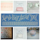 Sugar Lace, Modelling Paste, Drum, Plunger Cutters - Christening Decorating Set