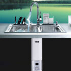 Electric Instant Hot Tap Faucet Hot Water System Tankless Water Heater Portable
