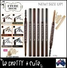 ETUDE HOUSE DRAWING EYE BROW Eyebrow Pencil 0.25g 7 Colors / 2018 New (Size Up)