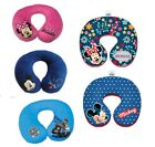 Disney MICKEY MINNIE MOUSE, PAW PATROL Soft Travel Neck Cushion Pillow Car Home