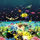 GREAT BARRIER REEF - HD OVERLAP Above Ground Pool Liner  PREMIUM, EYE POPPING