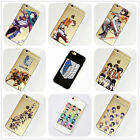 Attack on Titan Shingeki no Kyojin iPhone 4s 5s SE 6 6s 7 Plus Case Silicone TPU