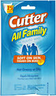 Cutter All Family Insect Repellent Wipes