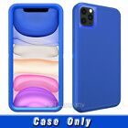 Hard Back ShockProof Slim Hybrid Phone Case Cover iPhone X XR XS MAX 8 7 6s Plus