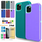 Hard Back ShockProof Slim Hybrid Phone Case Cover iPhone 4s 5s 6 Plus Protector