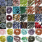 Chic Natural Gemstone Freeform Chip Beads Loose Beads Womens Jewelry DIY Gift fb