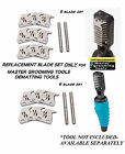 REPLACEMEN​T BLADE SET for Master Grooming Dematting Tools MAT Breaker,Rake,Comb