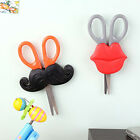 HIMORI FunkyLand Magnet Scissors Holder - Set of Scissors and Magnetic Holder