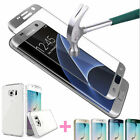 Tempered Glass 3D Curved Full Cover Screen For Samsung Galaxy S6/ S7 /Edge/Plus