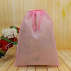 Shoes Bag Travel Storage Pouch Drawstring Dust Bag Non-woven Party Gift EV