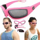 Pink Chopper Wind Resistant Sunglasses Extreme Sports Motorcycle Riding Glasses
