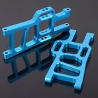 Blue Aluminum Upgrade Parts For HSP 1/10 RC Model On-road Off-road Truck Buggy