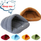 Pet Dog Cat Soft Bed Kennel Pad Puppy House Sleeping Bag Nest Basket Mat Cushion