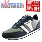 Gola Melrose Mens Classic Casual Retro Trainers Navy
