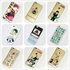 Hunter X Hunter Anime Manga iPhone 4s 5s  6 6s Plus Case Silicone TPU Free Ship