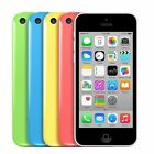 Apple iPhone 5C unlocked 16GB/32GB Smartphone Pink, White, Green, Blue, Yellow
