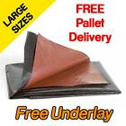 Large Size Pond Liner Lifetime Guarantee and FREE Underlay. Free Pallet Delivery
