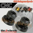 Aluminium Tobor Swingarm Spools Sliders M8 / 8mm for Suzuki B-King