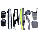 Puppy Dog Traction Leash  Pet Dog Running Walking Jogging Leash Waist Belt Tools