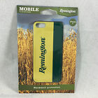 NEW Remington Firearms Hunting Rifle Hardshell Case for Apple iPhone 5/5S Green