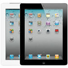 "Apple iPad 2nd Gen 16GB 32GB 64GB Wi-Fi 9.7"" Tablet Touch Screen Black & White"