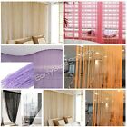 "Fringe Door Window Panel Room Divider String Curtain Strip Tassel W-120"" L-120"""